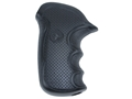 Pachmayr Diamond Pro Grip Taurus Public Defender Compact with Polymer Frame Rubber Black