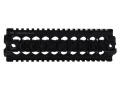 Midwest Industries 2-Piece Gen 2 Handguard Quad Rail Armalite AR-10 Aluminum