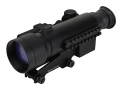Yukon NVRS Titanium Tactical 1st Generation Night Vision Rifle Scope 2.5x 50mm with Integral Quick-Release Weaver-Style Mount Illuminated Duplex Reticle Matte