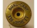 Quality Cartridge Reloading Brass 338 Jarrett Box of 20