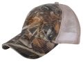 Product detail of Duck Commander Camo Mesh Fitted Cap Realtree Max-4 and Tan