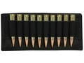 MidwayUSA Belt Slide Rifle Ammunition Carrier Black