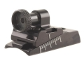 Product detail of Williams WGRS-BAR Guide Receiver Peep Sight Browning BAR and BLR Aluminum Black