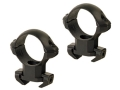 "Millett 1"" Angle-Loc Windage Adjustable Weaver-Style Rings High"