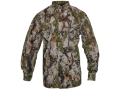 Natural Gear Men's Vented Lightweight Shirt Long Sleeve Polyester Natural Gear SC2 Camo 2XL 50-53