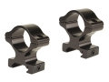 Leupold 1&quot; Detachable Rifleman Rings Weaver-Style High Gloss