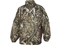 Drake Men's EST 1/4 Zip Pullover Polyester Realtree Max-5 Camo