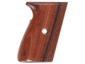 Hogue Fancy Hardwood Grips Sig Sauer P230, P232 Pau Ferro