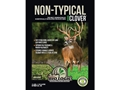 Biologic Non-Typical Clover Perennial Food Plot Seed 50 lb