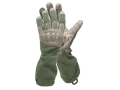 BlackHawk Fury  HD Gloves Leather Nylon and Kevlar Olive Drab Medium