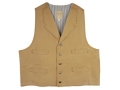 WahMaker Trapper Vest Canvas