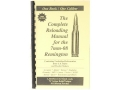 "Loadbooks USA ""7mm-08 Remington"" Reloading Manual"