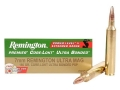 Remington Premier Power Level 2 Ammunition 7mm Remington Ultra Magnum 160 Grain Core-Lokt Ultra Bonded Box of 20