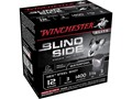 Winchester Blind Side Ammunition 12 Gauge 3&quot; 1-3/8 oz #3 Non-Toxic Steel Shot