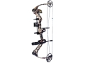 "Quest Rogue XD Compound Bow Package Right Hand 50-60 lb 26""-30-1/2"" Draw Length Realtree AP Camo"