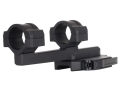 Product detail of Bobro Precision Optic Mount 1-Piece Quick-Detachable Scope Mount Picatinny-Style with Integral Rings Flattop AR-15 Matte