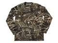 Walls Legend Men's Pocket T-Shirt Long Sleeve Cotton Realtree Max-4 Camo Medium 38-40