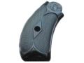 Vintage Gun Grips S&W New Departure Hammerless 32 Caliber Polymer Black