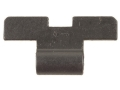 "Smith & Wesson Rear Sight Blade .126"" Black K, L, N-Frame"