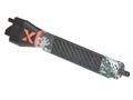 Archer Xtreme Carbon Triad Bow Stabilizer 8""