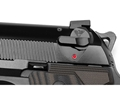 Wilson Combat Custom Carry Low Profile Single Safety Lever, Decocker Beretta 92, 96 Steel Black