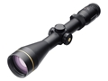 Leupold VX-R Rifle Scope 30mm Tube 3-9x 50mm Illuminated FireDot LRV Reticle Matte