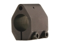 "EGW Clamp On Low Profile Gas Block AR-15, LR-308 Standard Barrel .750"" Inside Diameter Aluminum Matte"