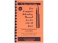 Loadbooks USA &quot;30-40 Krag&quot; Reloading Manual