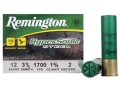 "Remington HyperSonic Ammunition 12 Gauge 3-1/2"" 1-3/8 oz #2 Non-Toxic Shot Case of 250 (10 Boxes of 25)"
