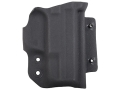 Comp-Tac MTAC Minotaur Inside the Waistband Holster Body Right Hand S&amp;W M&amp;P 9mm Luger 40 S&amp;W Kydex Black