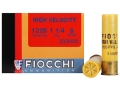Fiocchi Shooting Dynamics High Velocity Ammunition 20 Gauge 3&quot; 1-1/4 oz #6 Shot Box of 25