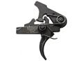 """Geissele Super 3-Gun Trigger AR-15, LR-308 Small Pin .154"""" Matte"""