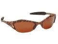 Half Sport Polarized Sunglasses Polymer Frame