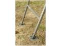 Ameristep Treestand Ladder Leveler Steel Olive Drab