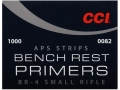 Product detail of CCI Small Rifle APS Bench Rest Primers Strip #BR4 Box of 1000 (40 Strips of 25)
