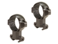 Millett 30mm Angle-Loc Windage Adjustable Weaver-Style Rings Gloss High