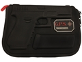 G Outdoors Custom Molded Pistol Case Glock Pistols Black