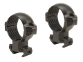 Millett 30mm Angle-Loc Windage Adjustable Weaver-Style Rings Matte Medium