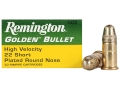 Product detail of Remington High Velocity Ammunition 22 Short 29 Grain Plated Lead Round Nose