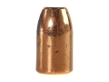 Rainier LeadSafe Bullets 38 Caliber (357 Diameter) 158 Grain Plated Flat Nose