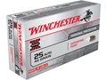 Winchester Super-X Ammunition 25 ACP 45 Grain Expanding Point Box of 50