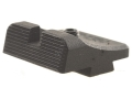 Product detail of Heinie SlantPro Rear Sight Glock Steel Blue