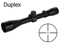 Leupold Mark AR Rifle Scope 3-9x 40mm Duplex Reticle Matte