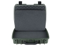 "Pelican Storm 2370 Attache Pistol Gun Case with Pre-Scored Foam Insert 18"" x 12"" x 5"" Polymer Olive Drab"