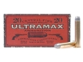 Ultramax Cowboy Action Ammunition 45-90 WCF 300 Grain Lead Flat Nose Box of 20