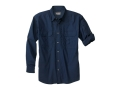 Woolrich Elite Lightweight Operator Shirt Long Sleeve Cotton