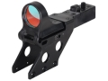 C-More Serendipity Reflex Sight 8 MOA Red Dot with Integral Mount CZ-75, TZ-75, EAA Witness, Springfield P9 Polymer Matte