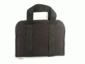 "Soft Armor Rex Pistol Case 12"" Black"