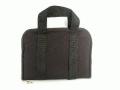"Soft Armor Rex Pistol Case 12"" Black"