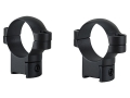 Leupold 30mm Ring Mounts CZ 527 Matte High